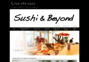 Sushi and Beyond