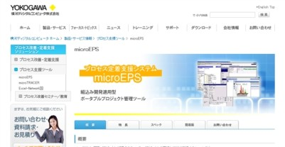 microEPS スタートアッププラン