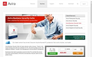 Avira Business Security Suite