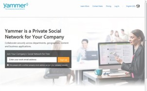 Yammer ENTERPRISE NETWORK