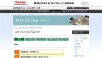 Web Survey System WSS100