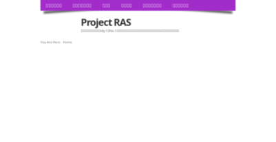 Project RAS