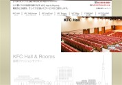 KFC Hall & Rooms:Room 101~103
